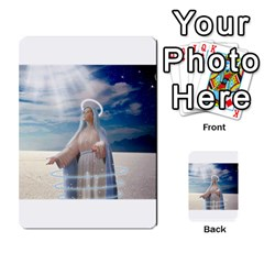 Our Mother Mary Multi-purpose Cards (Rectangle)