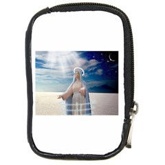 Our Mother Mary Compact Camera Cases