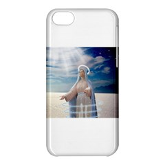 Our Mother Mary Apple iPhone 5C Hardshell Case