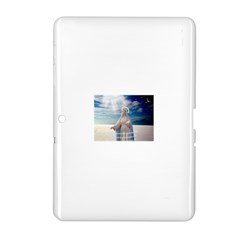 Our Mother Mary Samsung Galaxy Tab 2 (10.1 ) P5100 Hardshell Case