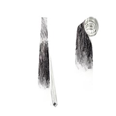 Wolf Feathers  Neckties (Two Side)
