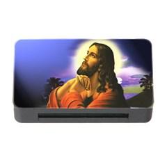 Jesus Praying Memory Card Reader with CF