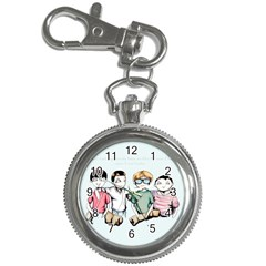 Two For Flinching Key Chain Watches