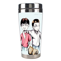 Two For Flinching Stainless Steel Travel Tumblers