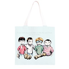 Two For Flinching Grocery Light Tote Bag