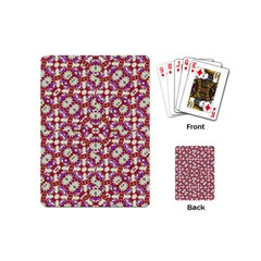 Boho Check Playing Cards (Mini)