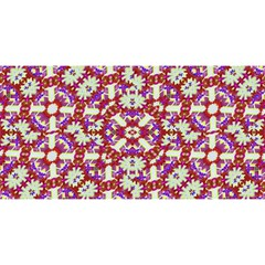 Boho Check YOU ARE INVITED 3D Greeting Card (8x4)
