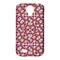 Boho Check Samsung Galaxy S4 Classic Hardshell Case (PC+Silicone)