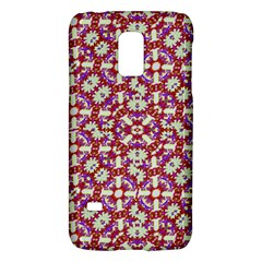 Boho Check Galaxy S5 Mini