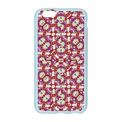 Boho Check Apple Seamless iPhone 6/6S Case (Color)