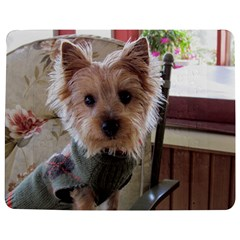 Tea Cup Yorkie Jigsaw Puzzle Photo Stand (Rectangular)
