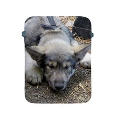 Wolf pup Apple iPad 2/3/4 Protective Soft Cases