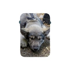 Wolf pup Apple iPad Mini Protective Soft Cases