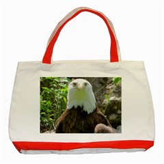 American Eagle Classic Tote Bag (Red)
