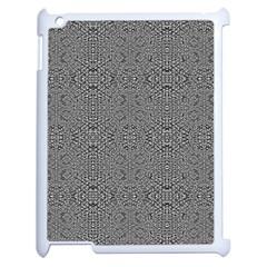 Holy Crossw Apple iPad 2 Case (White)