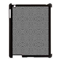 Holy Crossw Apple iPad 3/4 Case (Black)