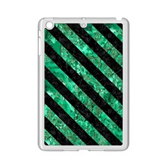 STR3 BK-GR MARBLE (R) iPad Mini 2 Enamel Coated Cases