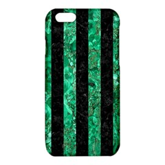 STR1 BK-GR MARBLE iPhone 6/6S TPU Case
