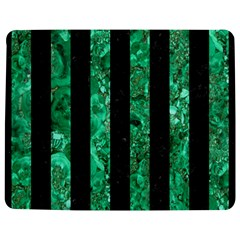 Stripes1 Black Marble & Green Marble Jigsaw Puzzle Photo Stand (rectangular)