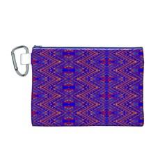 Tishrei Canvas Cosmetic Bag (M)