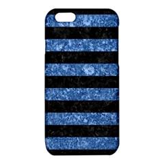 STR2 BK-BL MARBLE iPhone 6/6S TPU Case
