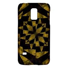 Bold Geometric Galaxy S5 Mini