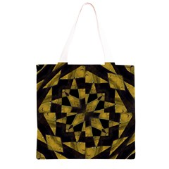Bold Geometric Grocery Light Tote Bag