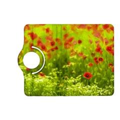 Poppy I Kindle Fire HD (2013) Flip 360 Case