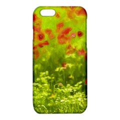 Poppy I iPhone 6/6S TPU Case