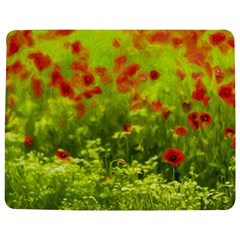 Poppy I Jigsaw Puzzle Photo Stand (rectangular)