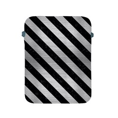 STR3 BK MARBLE SILVER (R) Apple iPad 2/3/4 Protective Soft Cases