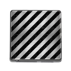 STR3 BK MARBLE SILVER Memory Card Reader (Square)