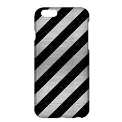 STR3 BK MARBLE SILVER Apple iPhone 6 Plus/6S Plus Hardshell Case