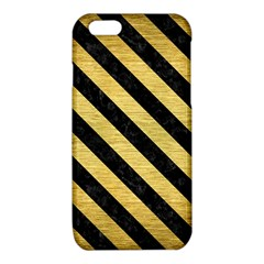 STR3 BK MARBLE GOLD (R) iPhone 6/6S TPU Case
