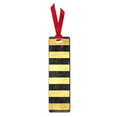 STR2 BK MARBLE GOLD Small Book Marks
