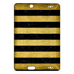 STR2 BK MARBLE GOLD Amazon Kindle Fire HD (2013) Hardshell Case