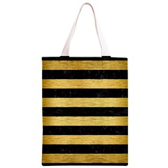 STR2 BK MARBLE GOLD Classic Light Tote Bag