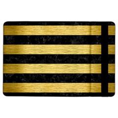 STR2 BK MARBLE GOLD iPad Air 2 Flip