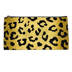 SKN5 BK MARBLE GOLD Pencil Cases
