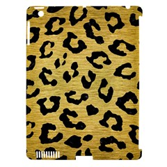 SKN5 BK MARBLE GOLD Apple iPad 3/4 Hardshell Case (Compatible with Smart Cover)
