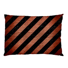 STR3 BK MARBLE COPPER Pillow Case