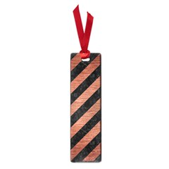 STR3 BK MARBLE COPPER Small Book Marks