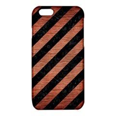 STR3 BK MARBLE COPPER iPhone 6/6S TPU Case