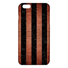 STR1 BK MARBLE COPPER iPhone 6 Plus/6S Plus TPU Case