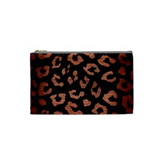 SKN5 BK MARBLE COPPER (R) Cosmetic Bag (Small)