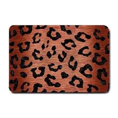 SKN5 BK MARBLE COPPER Small Doormat