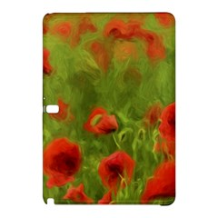 Poppy II - wonderful summer feelings Samsung Galaxy Tab Pro 12.2 Hardshell Case