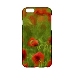 Poppy II - wonderful summer feelings Apple iPhone 6/6S Hardshell Case