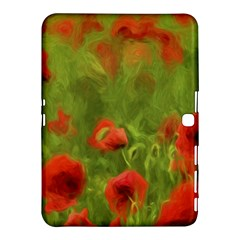 Poppy II - wonderful summer feelings Samsung Galaxy Tab 4 (10.1 ) Hardshell Case