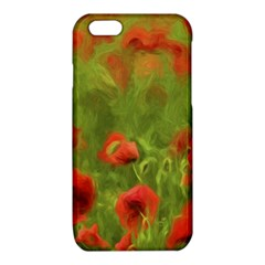 Poppy II - wonderful summer feelings iPhone 6/6S TPU Case